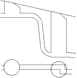 Gefälleleitung nach Höxteraner Modell