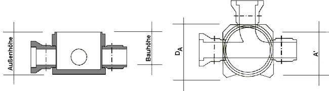 schachtunterteile dn 1000 2000 mm f r kanalbau. Black Bedroom Furniture Sets. Home Design Ideas