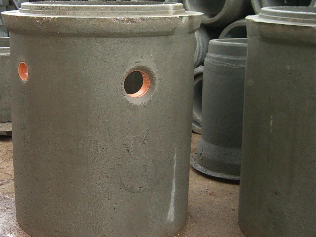 Standard - Druckentwässerungs - Schacht