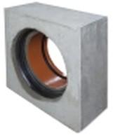 Rohrkupplung KG Rohr - Betonrohr DN 300 mm