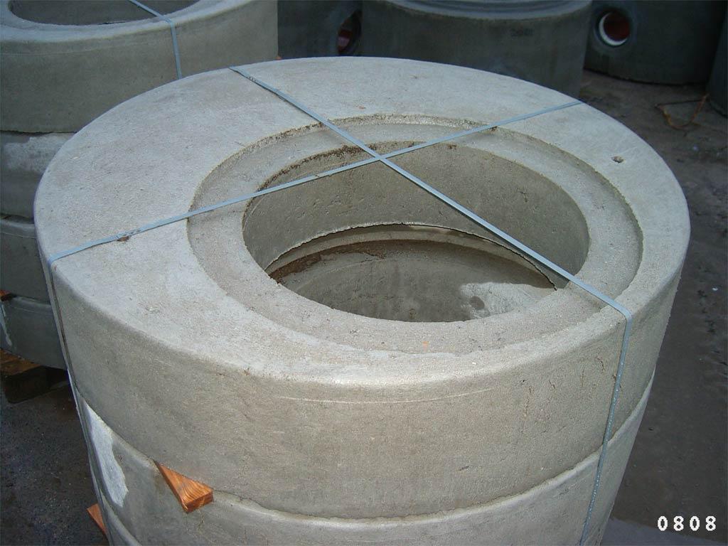 Abdeckplatte nach Norm: Starke 200 mm